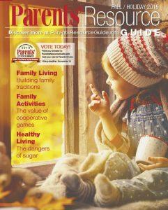 PRG Magazine cover