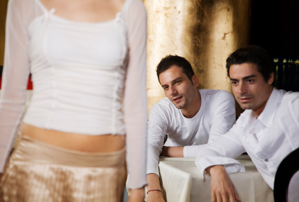 Men looking for sex with men